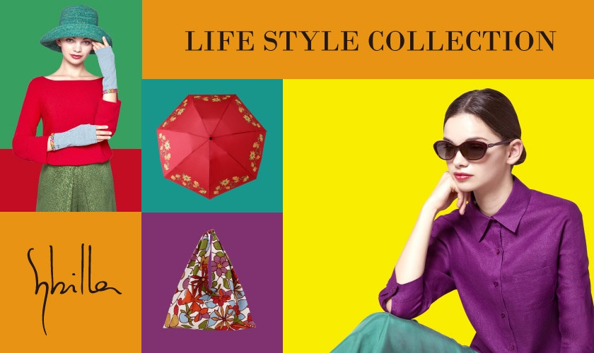 Sybilla LIFE STYLE COLLECTION UVcut
