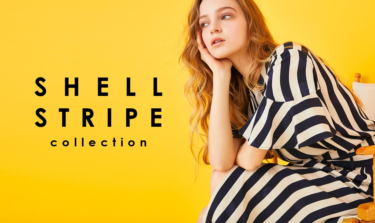 SHELL SPRIPE COLLECTION