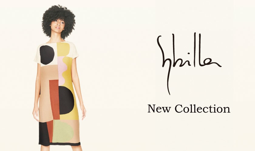 【Sybilla】NEW COLLECTION
