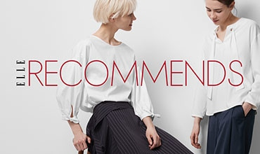 【ELLE】RECOMMENDED OFFICE STYLE
