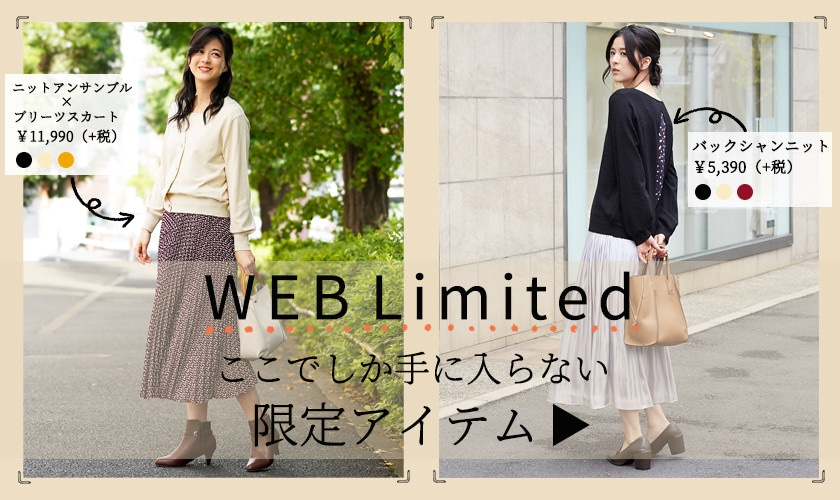 WEB LIMITED ITEM