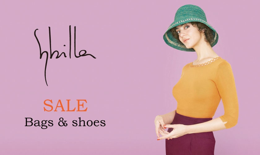 【Sybilla】SALE Bags & shoes
