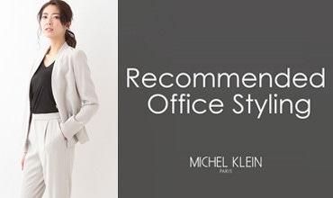 Office Styling from MICHEL KLEIN