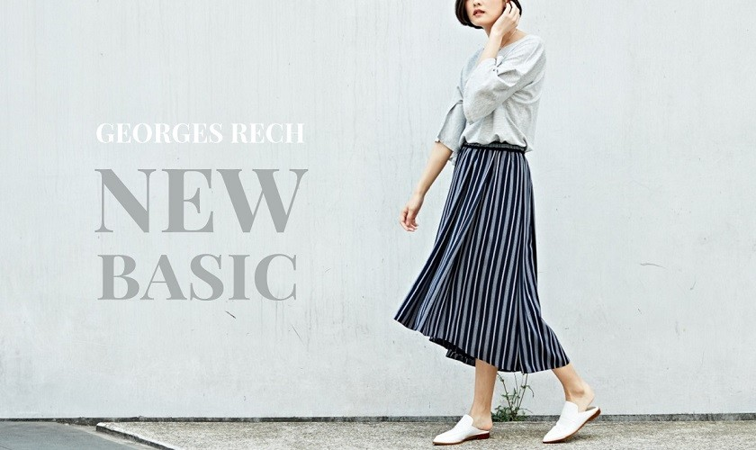 【GEORGES RECH】NEW BASIC