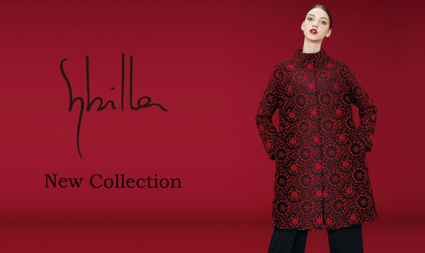 【Sybilla】19AW New Collection 09.28