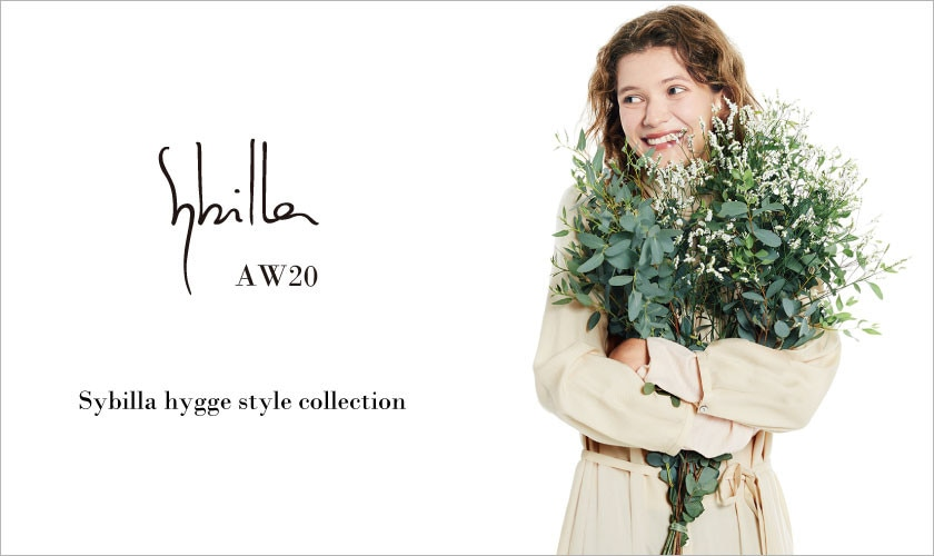 【Sybilla】hygge style collection