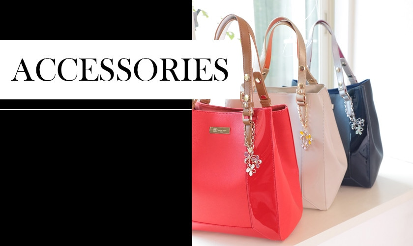 【MK BAG】BAG ACCESSORIES