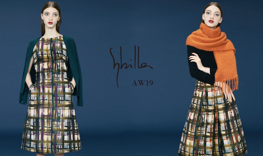 【Sybilla】19AW New Collection 09.11