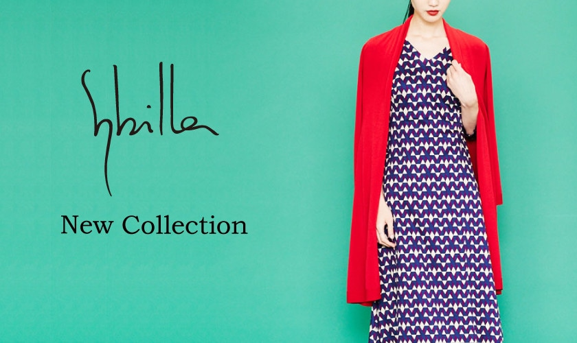 【Sybilla】NEW COLLECTION MARCH