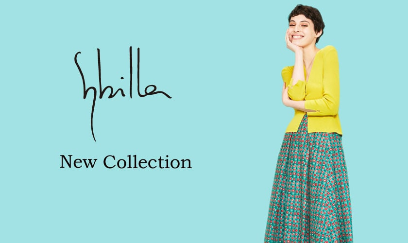 【Sybilla】NEW COLLECTION MAY