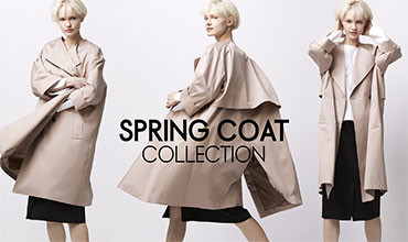 【ELLE】 SPRING COAT CLLECTION