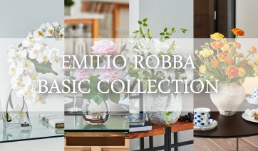 【EMILIO ROBBA】EMILIO ROBBA BASIC COLLECTION