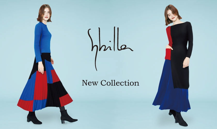 Sybilla Winter Blue Collection