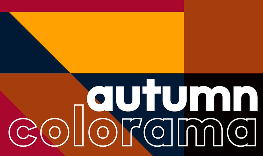 【ELLE】autumun colorama
