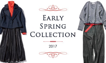 【GEORGES RECH】EARLY SPRING COLLECTION