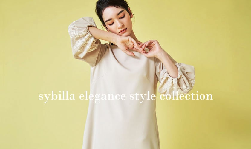sybilla elegance style collection