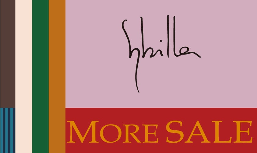 【Sybilla】17AW MORE SALE START !!