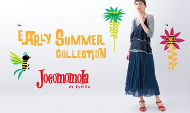 【Jocomomola】Early Summer Collection