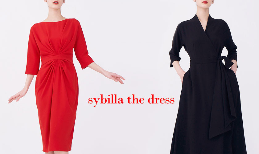 sybilla the dress