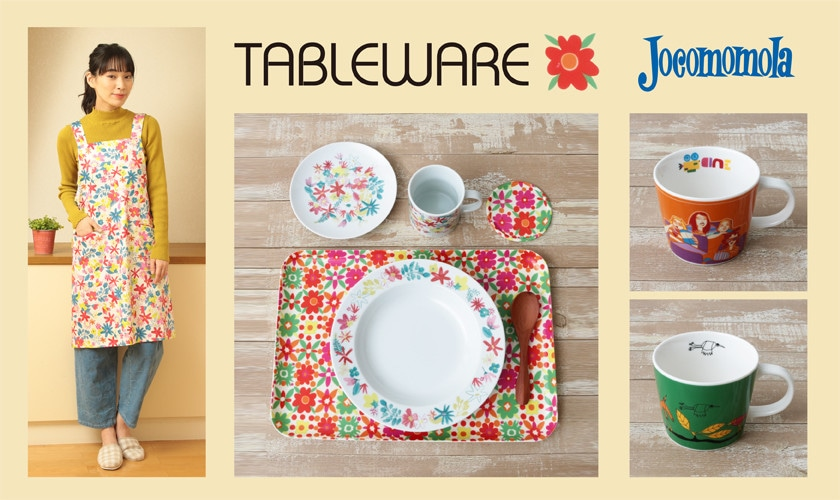 ★Jocomomola TABLE WARE★