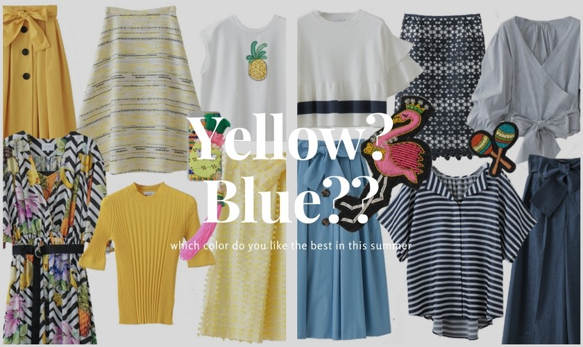 Yellow or blue??