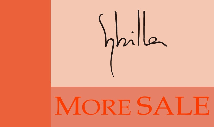 sybilla MORE SALE