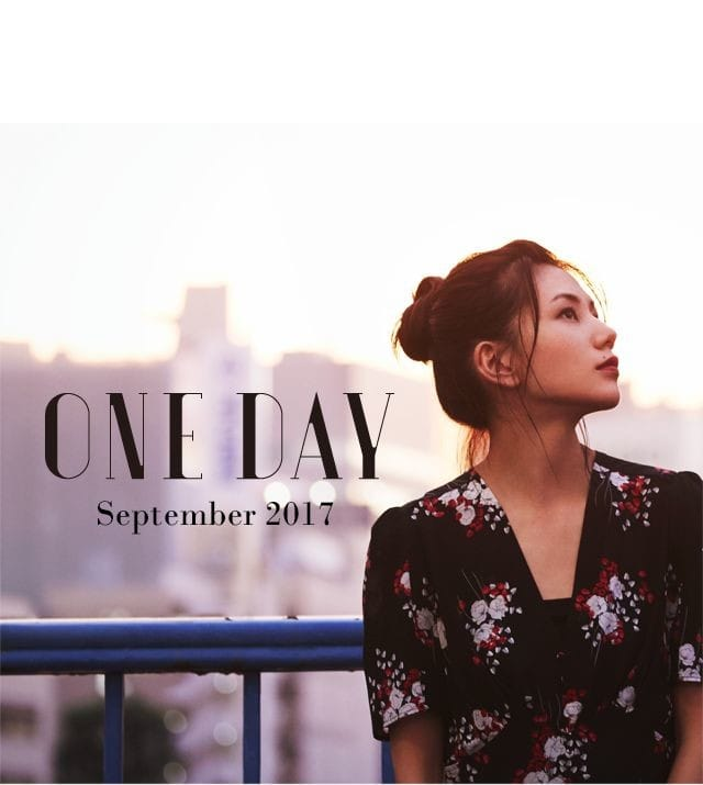 ONE DAY September 2017