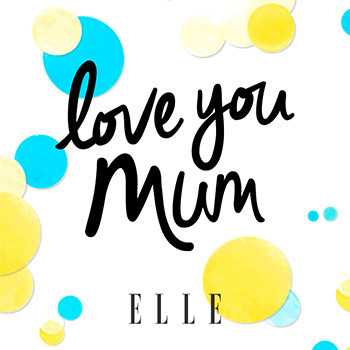 【ELLE】MOTHER'S DAY GIFT