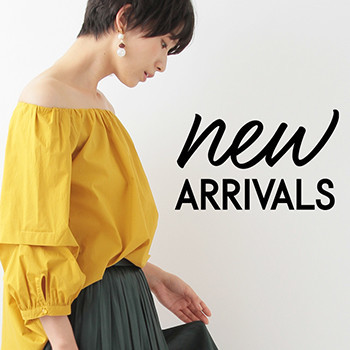 【ELLE】NEW ARRIVALS!
