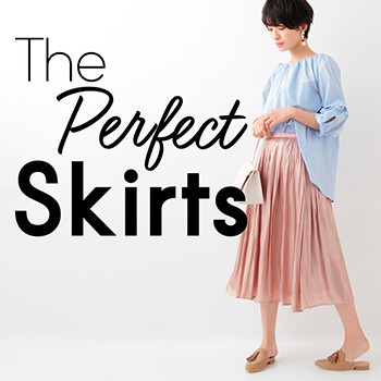 【ELLE】The Perfect Skirts!