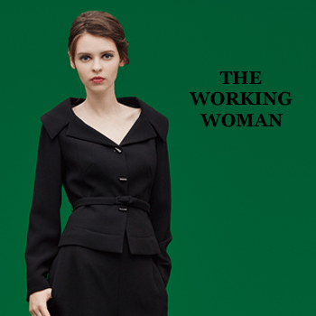 【Sybilla】THE WORKING WOMAN
