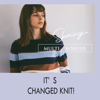 IT'S CHANGED KNIT!