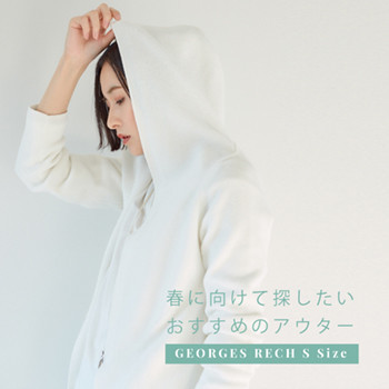 【GEORGES RECH S Size】OUTER FOR SPRING