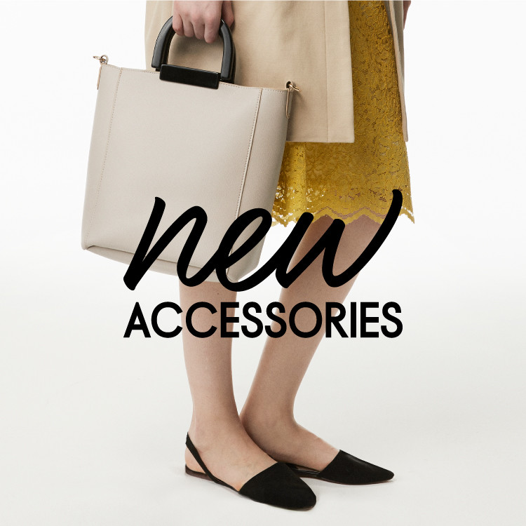 【ELLE】newAccessories