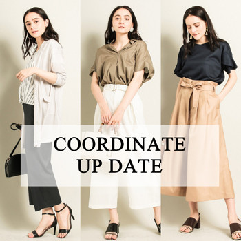 COORDINATE UP DATE