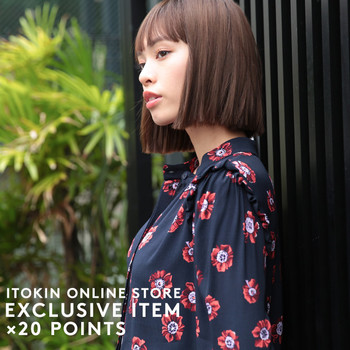 【×20points】EXCLUSIVE ITEMS