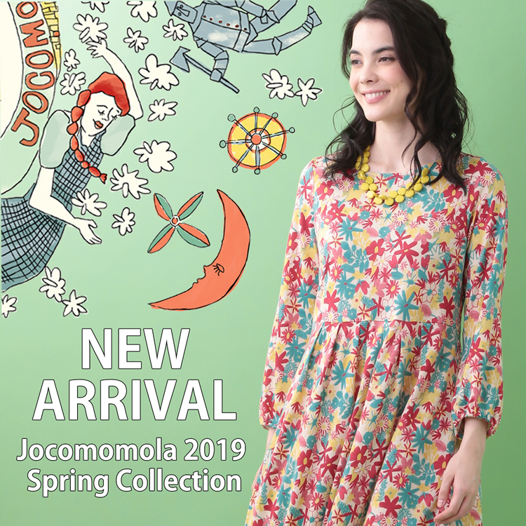 ★NEW ARRIVAL ~2019 Spring Collection~★