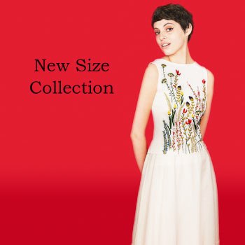 【Sybilla】NEW SIZE COLLECTION !!