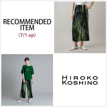RECOMMENDED ITEM〈7/1up〉
