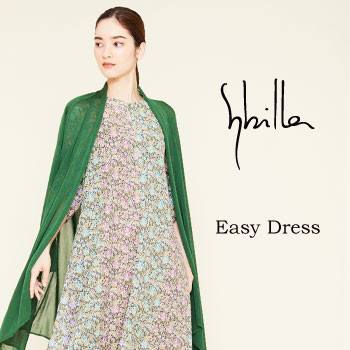 【Sybilla】Easy Dress