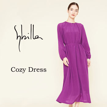 【Sybilla】Cozy Dress