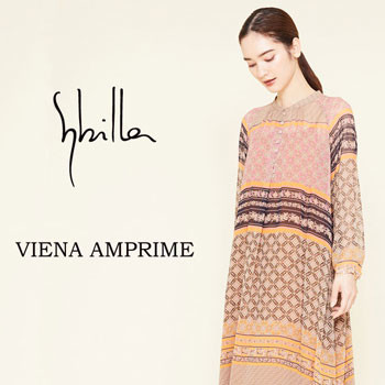 【Sybilla】VIENA AMPRIME - September collection -