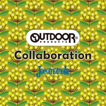 ◆Jocomomola × OUTDOOR PRODUCTS◆第3弾!