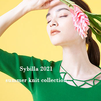 Sybilla summer knit collection