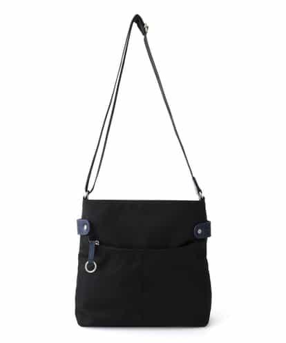 MK MICHEL KLEIN BAG(エムケー ミッシェルクラン バッグ) 【撥水】ナイロンショルダーバッグ ホワイト フリーサイズ