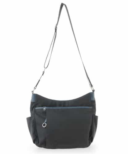 MK MICHEL KLEIN BAG(エムケー ミッシェルクラン バッグ) 【2WAY/撥水】ナイロンショルダーバッグ ホワイト フリーサイズ