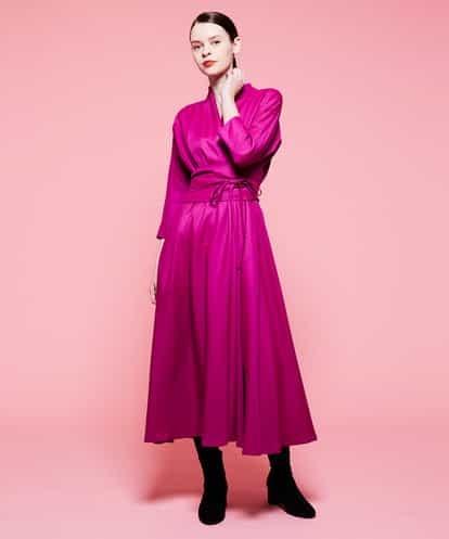 Sybilla(シビラ) ● NEW COLOR ● ウエストマークドレス【FIGARO 12月号 掲載】 ピンク 40