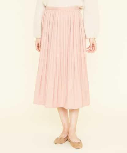 Sybilla(シビラ) デザインプリーツスカート ピンク 36