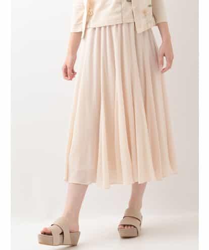 Sybilla(シビラ) ドレープスカート アイボリー 40