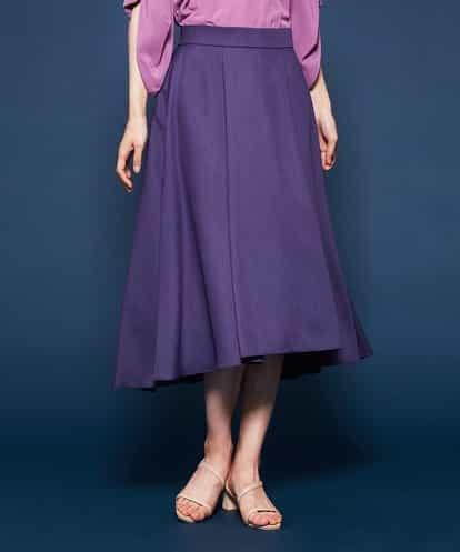 Sybilla(シビラ) フレアタックスカート ブルー 36